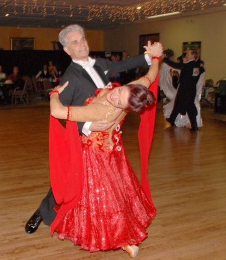 Claude Guay & Ginette Beaulieu - Top Competitive Couple
