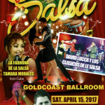 SALSA DANCE PARTY!! – DAVID LUCCA Y SU ORQUESTA!! – LIVE at Goldcoast Ballroom!! – Tributo a Los Clasicos de la Salsa!! – Saturday, April 15, 2017 –  Doors Open at 8:00 PM – Call (954) 979-0770 for Info or Ticket Purchase