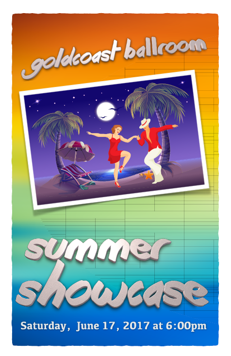 Goldcoast Ballroom Summer Showcase - June 17, 2017
