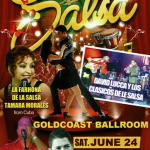 CANCELLED – SALSA DANCE PARTY – DAVID LUCCA Y SU ORQUESTA – June 24, 2017 – CANCELLED