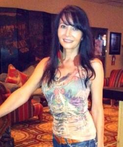 Trish Berlanga At Goldcoast Ballroom