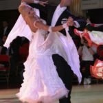 Competition Class (Ballroom & Latin Rounds) – with Liene & Paolo Di Lorenzo – Every Thursday Night in April – 7:00 PM – 8:00 PM