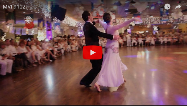 Videos of the Spectacular Show given by Alexei & Olga Kiyan at Goldcoast Ballroom's 20th Anniversary White Party – December 25, 2017!!