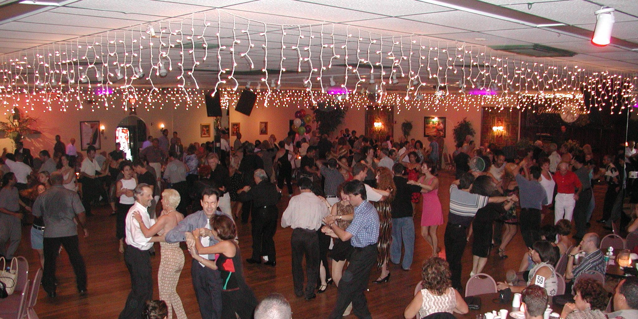 Tuesday Nights at Goldcoast Ballroom – Join The Best Dancers from Everywhere for Ballroom DanceSport Night – including a COMPLIMENTARY DANCE CLASS (usually with U.S. Professional Champion Liene Di Lorenzo!!!)