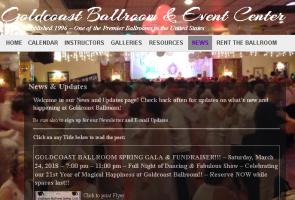 News Page - Goldcoast Ballroom & Event Center