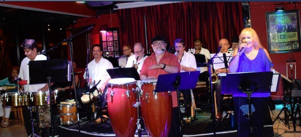Orquesta Nostalgia - LIVE! - at Goldcoast Ballroom - Every Friday (10 PM - 1 AM)