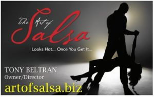 Art of Salsa - Tony Beltran