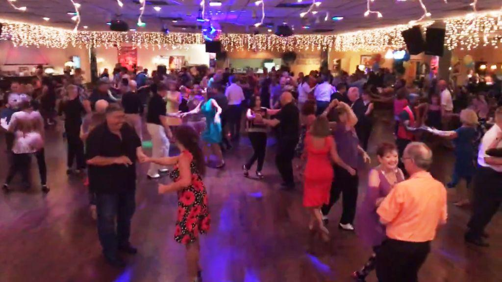 Ballroom Dance Party at Goldcoast Ballroom