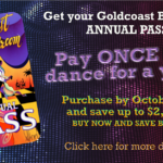 Goldcoast Ballroom ANNUAL PASS!! – Pay Once & Dance For a Year!!