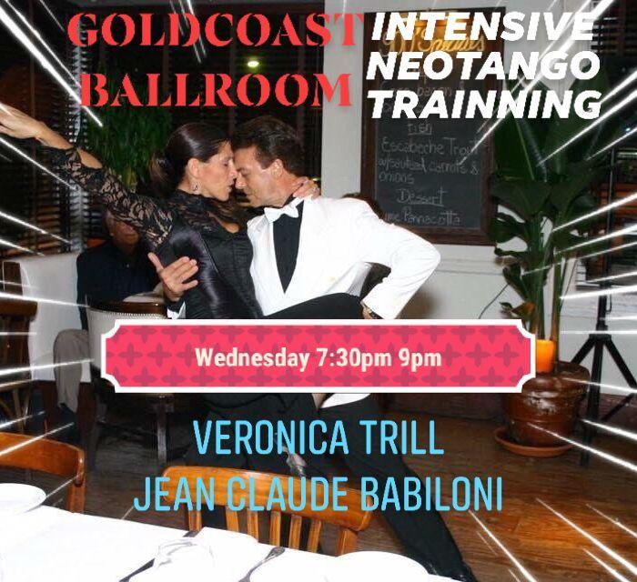 Veronica Trill & Jean Claude Babiloni - Intensive NeoTango Training