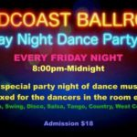 Popular and Fun!! – FRIDAY NIGHT DANCE PARTY MIX!! – Custom Mixed for YOU by DJ/ Co-Owner Vinny Munno!!
