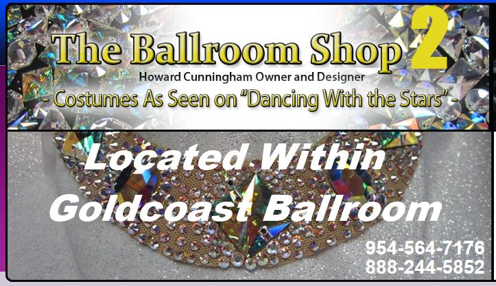 The Ballroom Shop 2 - Located Within Goldcoast Ballroom
