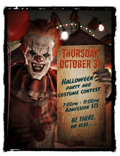 Goldcoast Ballroom Annual Halloween Party & Costume Contest - October 31, 2019 - 7 PM - 11 PM