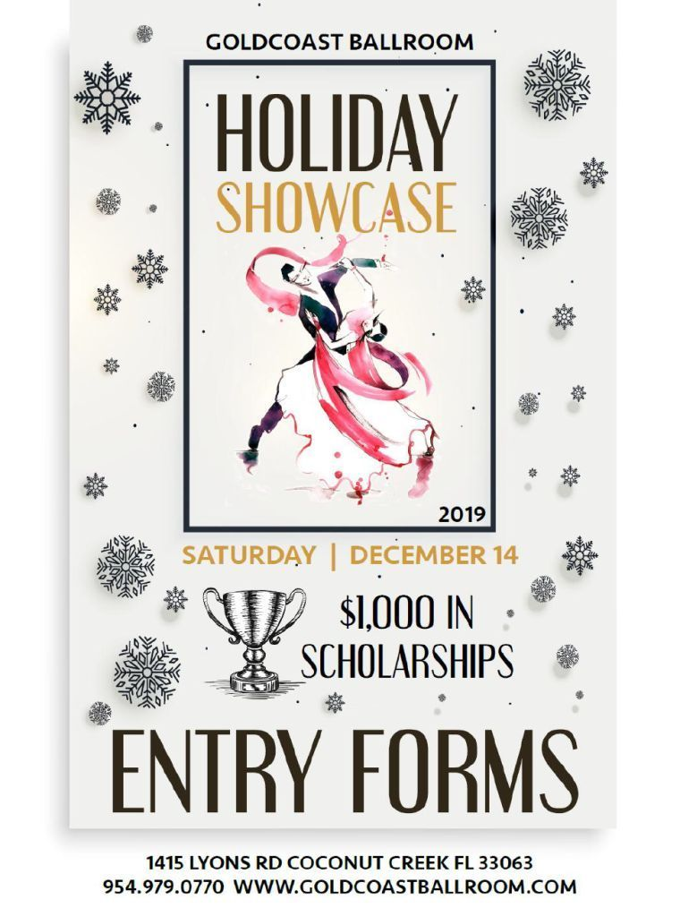 2019 Holiday Showcase - December 14, 2019