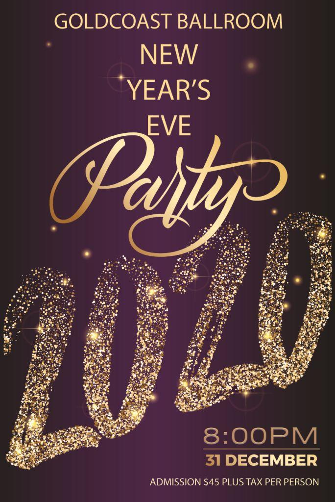 Goldcoast Ballroom Spectacular New Year's Eve Gala - December 31, 2019!