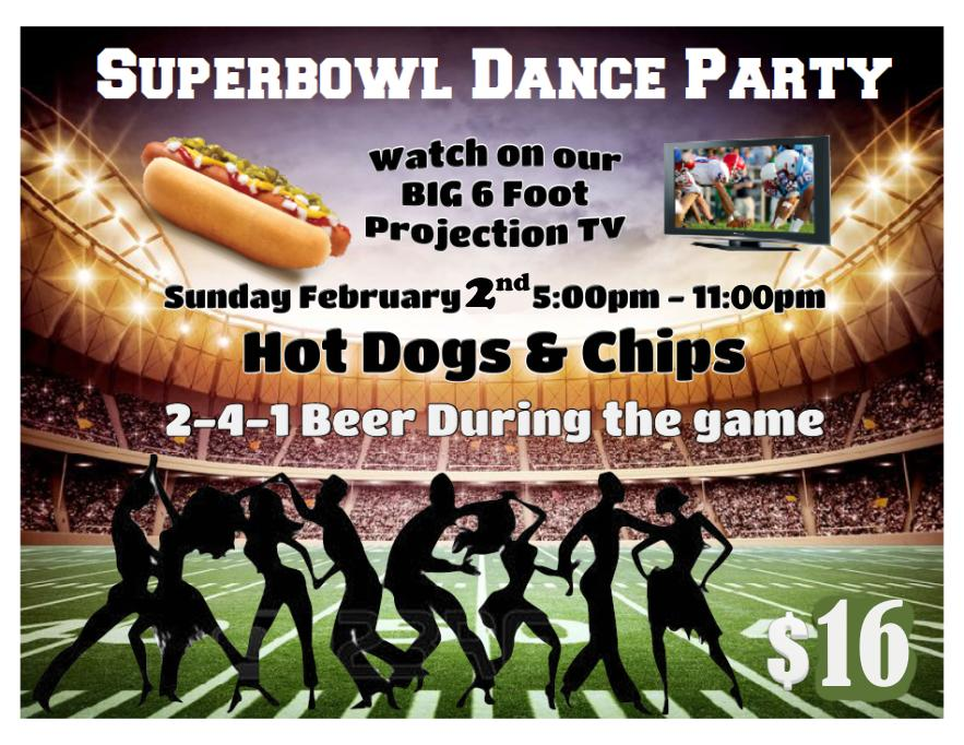 Super Bowl Party February 2 2020