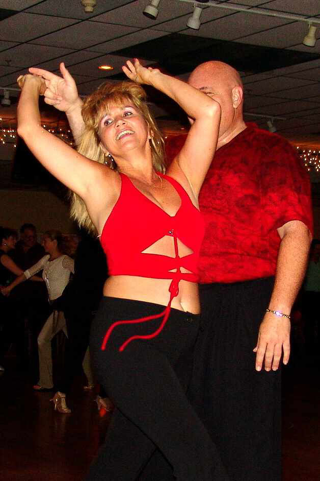Bruce & Beth Perrotta - West Coast Swing Classes Every Monday Night