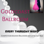COMPETITION ROUNDS CLASS  (Int/Adv)!! – Thursdays, 7:30 PM – 8:30PM – with US Professional Champions Paolo & Liene Di Lorenzo!!! – $15.00 per person per class